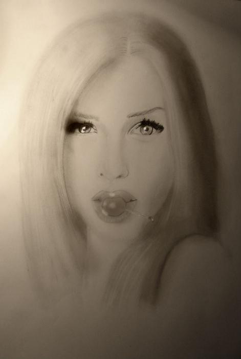Jennifer Aniston by tikaninua